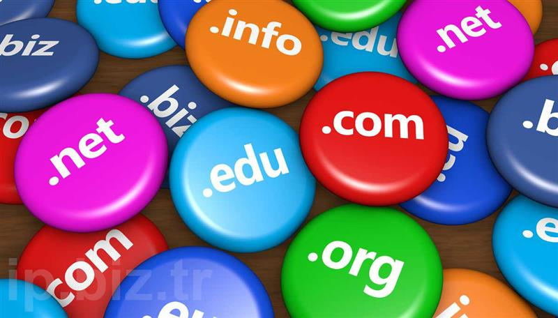 İnternet Alan Adı (Domain)